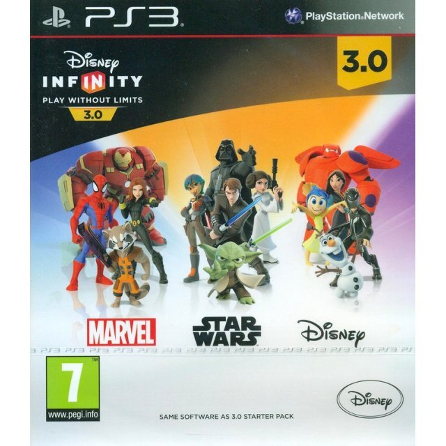 Disney Infinity 3.0 Edition (Software Only)