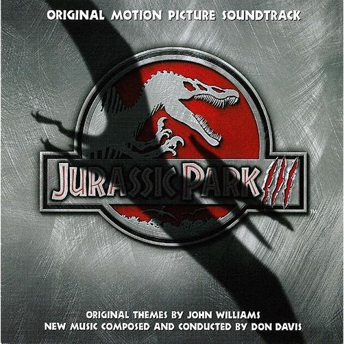 Jurassic Park III Original Soundtrack [Limited Edition Low-Priced Edition]