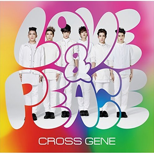 Love & Peace [CD+DVD Limited Edition Type A]