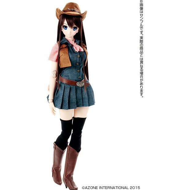 Original Doll: Happiness Clover Western Village Land / Yui (Hair Transplant Ver.)