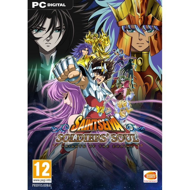 Saint Seiya: Soldiers' Soul (Steam)