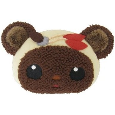 Star Wars Ewoks Face Pouch: Paploo