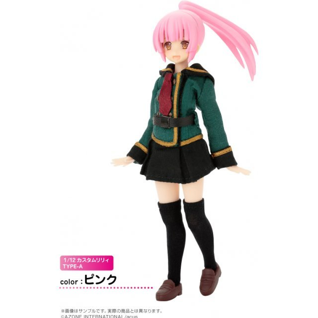 Assault Lily Series 010: Custom Lily Type-A Pink