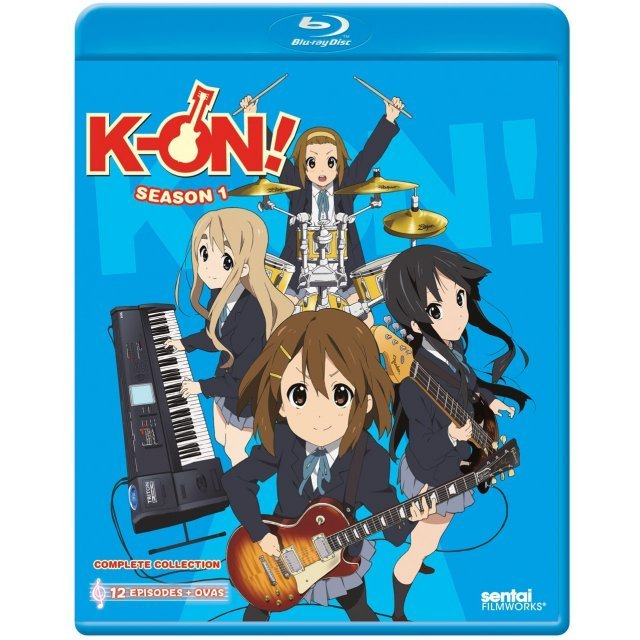K-ON! - Season One Complete Collection