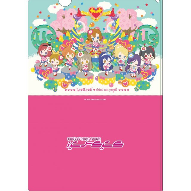Love Live! Clear File: Happy Maker! Ver.