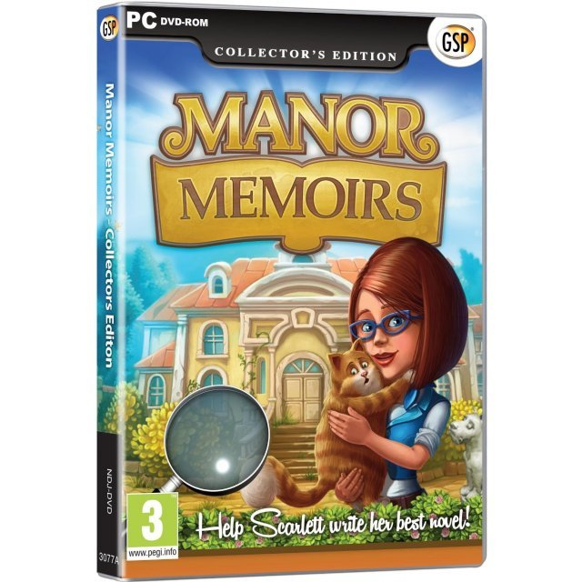 Manor Memoirs (Collector's Edition) (DVD-ROM)