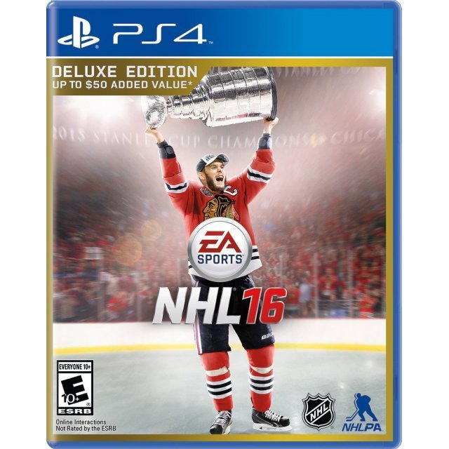 NHL 16 (Deluxe Edition)