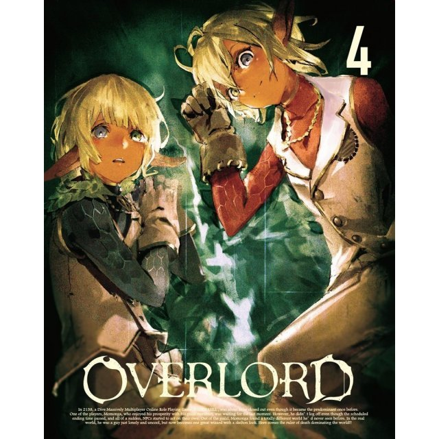 Overlord Vol.4