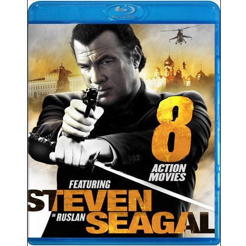 Steven Segal 8-Movie Action Collection