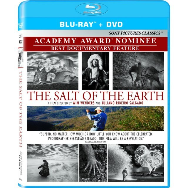 The Salt of the Earth [Blu-ray+DVD]