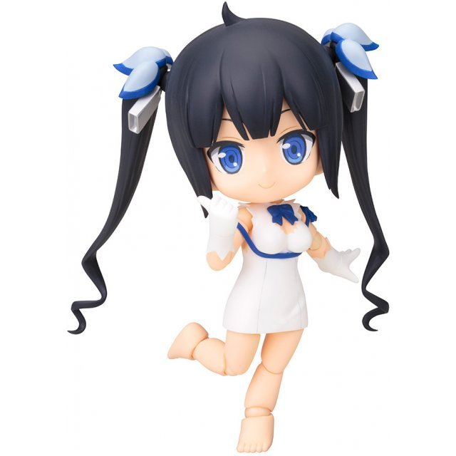 Cu-poche Is It Wrong to Try to Pick Up Girls in a Dungeon?: Hestia