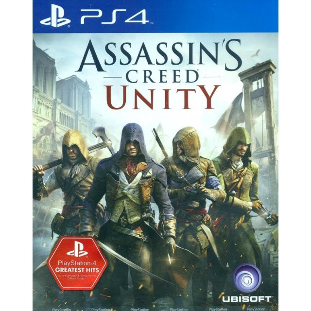 Assassin's Creed Unity (Greatest Hits) (English & Chinese)
