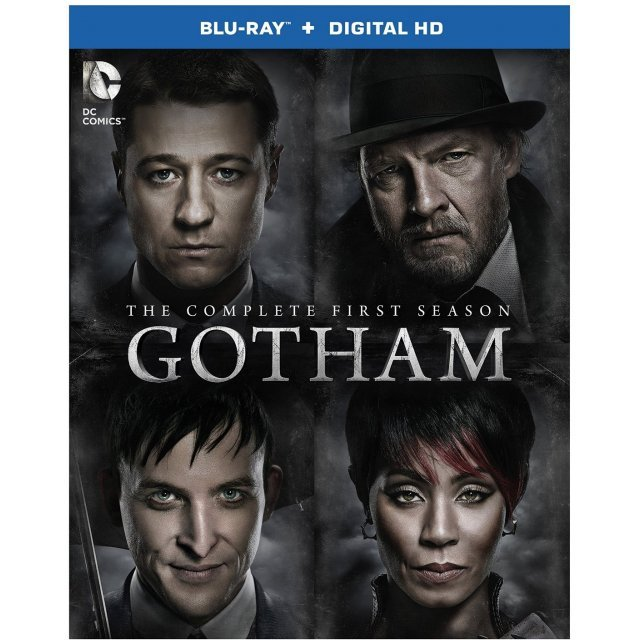 Gotham: The Complete First Season [Blu-ray+UltraViolet]