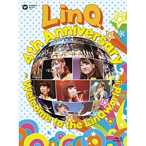 Linq 4th Anniversary - Welcome To The Linqworld
