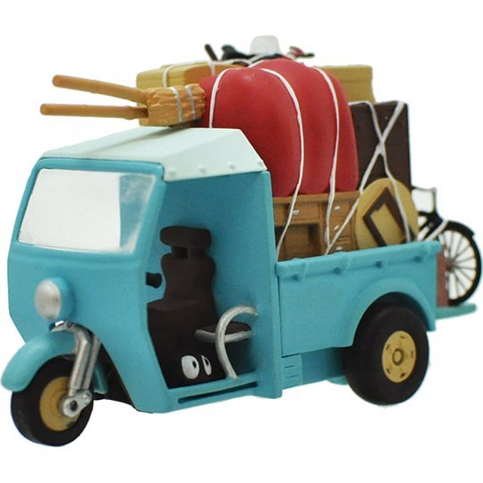 Studio Ghibli Pullback Collection My Neighbor Totoro: Three-wheeler (Re-run)