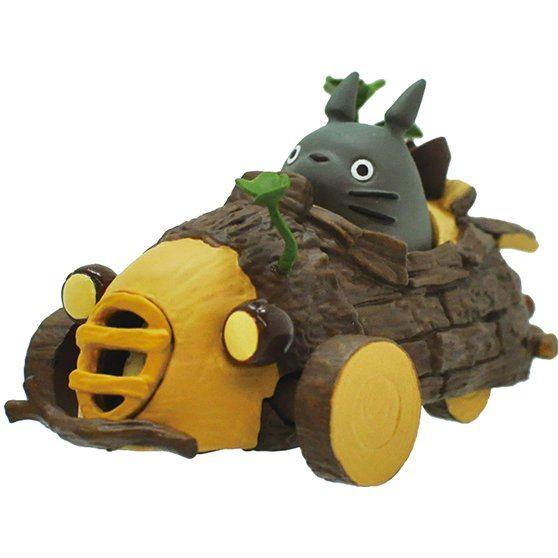 Studio Ghibli Pullback Collection My Neighbor Totoro: Totoro Handmade Buggy (Re-run)