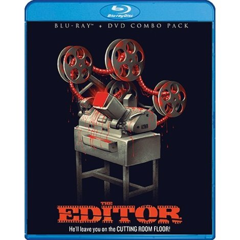 The Editor [Blu-ray+DVD]