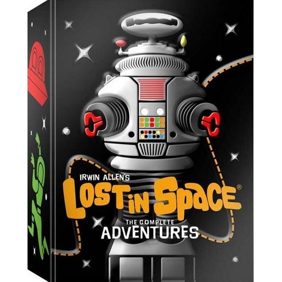 The Lost in Space: The Complete Adventures