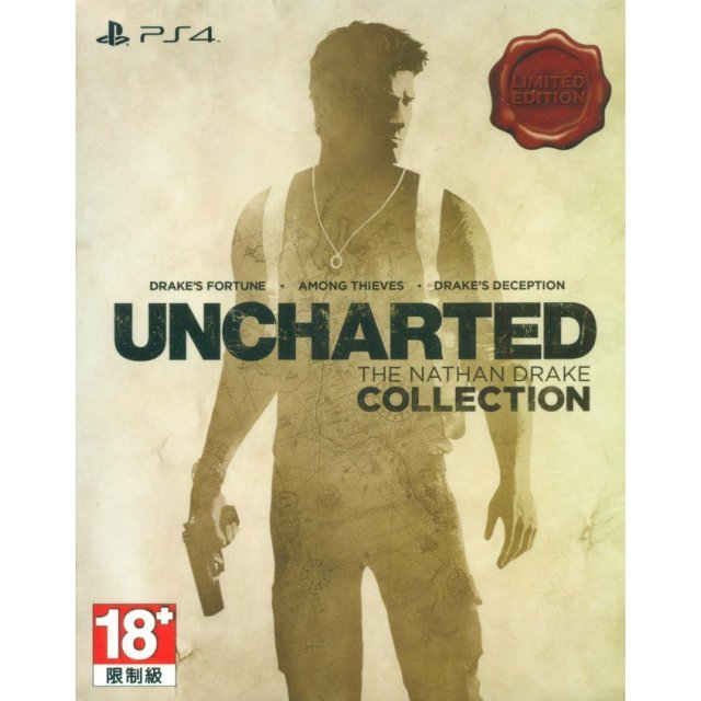 Uncharted: The Nathan Drake Collection [Limited Edition] (Chinese & English Sub)