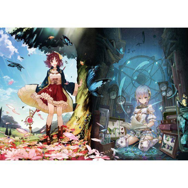 Atelier Sophie: Fushigi na Hon no Renkin Jutsushi [GS Saikyou Miracle Combo Set] (Japanese)