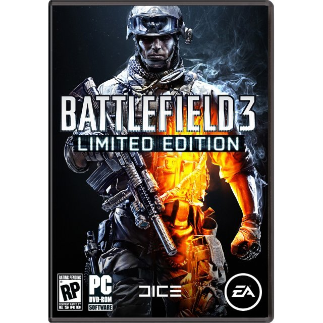 Battlefield 3 (Limited Edition incl. Back to Karkand) (Origin)
