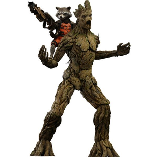 Guardians of the Galaxy: Rocket and Groot Set