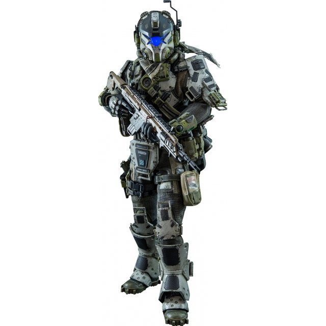 Titanfall: IMC Battle Rifle Pilot