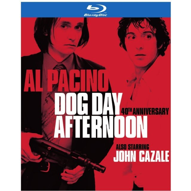 Dog Day Afternoon (40th Anniversary Edition) [Blu-ray+DVD]