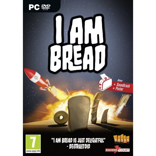 I am Bread (DVD-ROM)