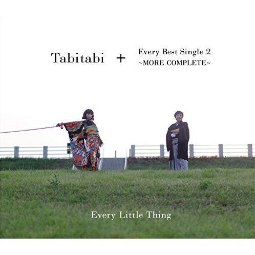 Tabitabi + Every Best Single 2 - More Complete [6CD+2Blu-ray]