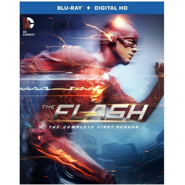 The Flash: The Complete First Season [Blu-ray+UltraViolet]