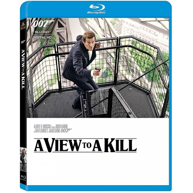 A View to a Kill [Blu-ray+Digital Copy]