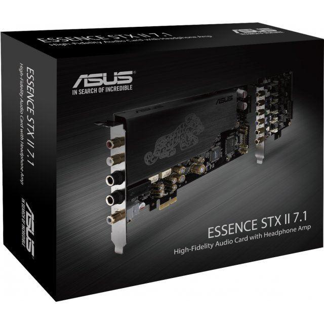 Asus Xonar Essence St/stx Pci And Pci Express