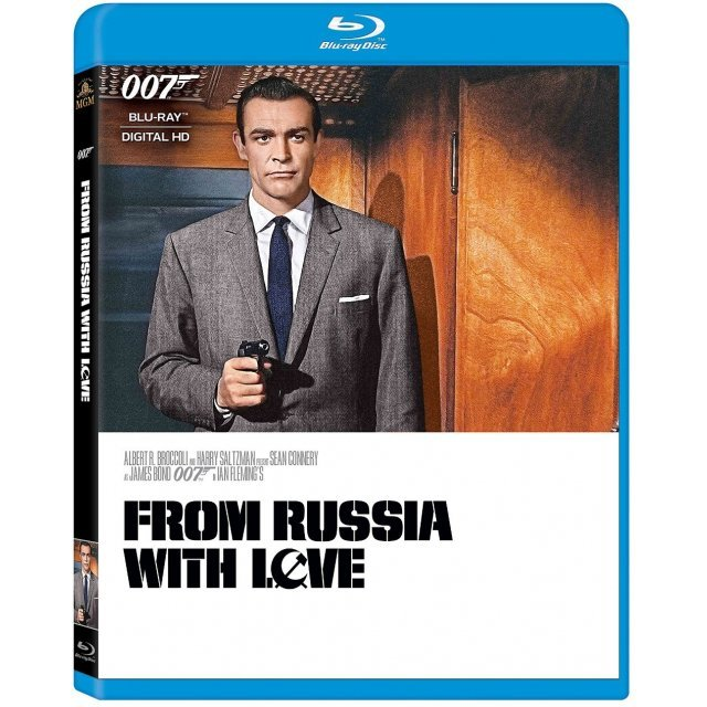 From Russia with Love [Blu-ray+Digital Copy]