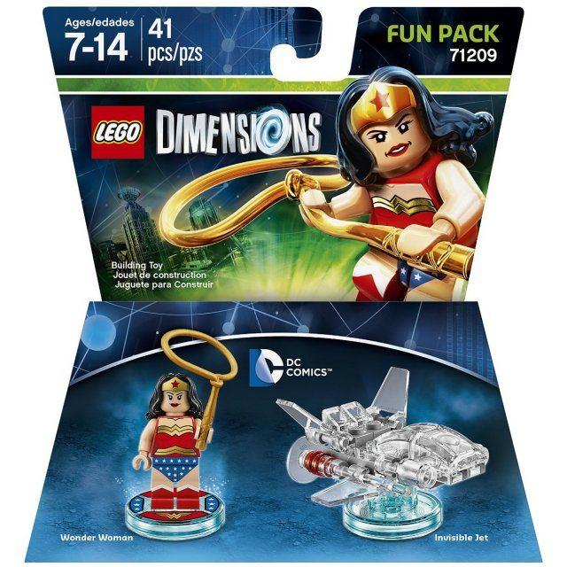 LEGO Dimensions Fun Pack: DC Comics Wonder Woman
