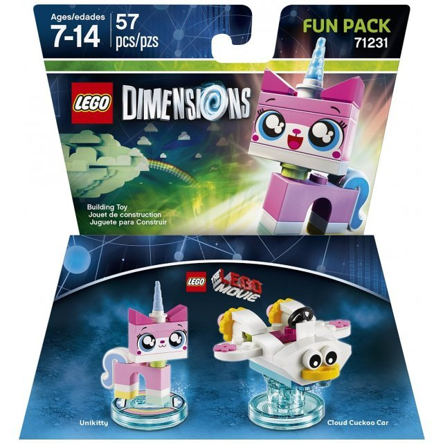 LEGO Dimensions Fun Pack: LEGO Movie Unikitty