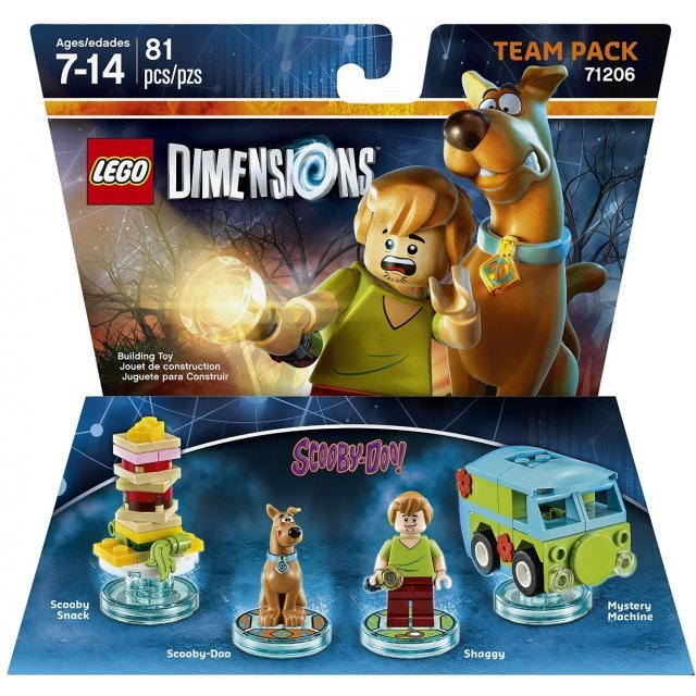 LEGO Dimensions Team Pack: Scooby Doo