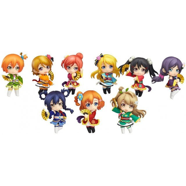 Nendoroid Petite Love Live! Angelic Angel Ver. (Set of 10 pieces)