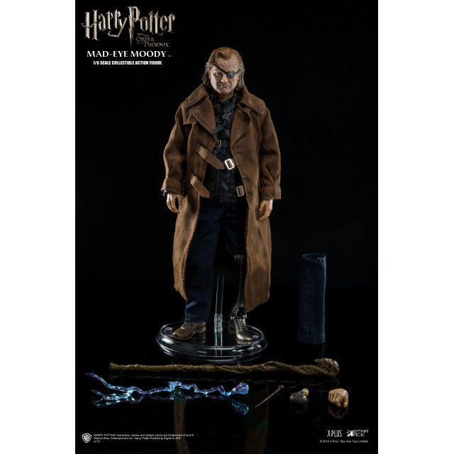 Star Ace Toys My Favorite Movie Series Harry Potter and the Order of the Phoenix: Mad-Eye Moody