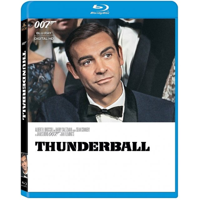 Thunderball [Blu-ray+Digital Copy]