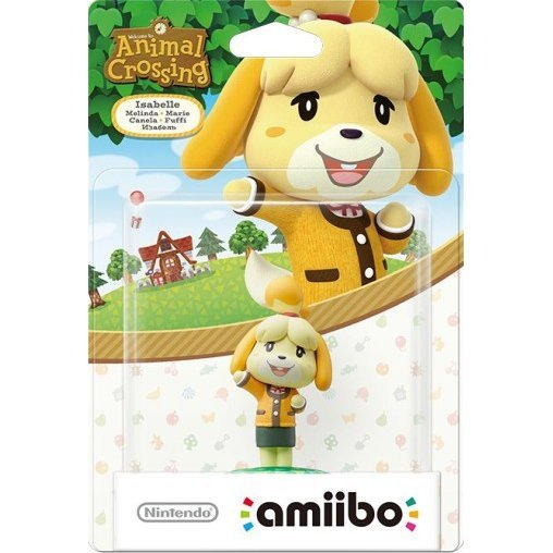 amiibo Animal Crossing Series Figure (Isabelle)
