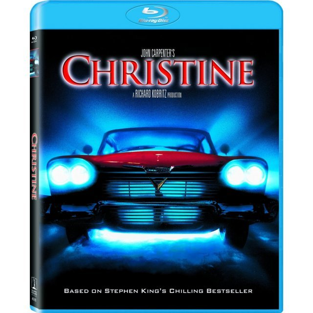 Christine [Blu-ray+UltraViolet]