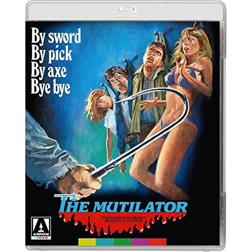 The Mutilator [Blu-ray+DVD]