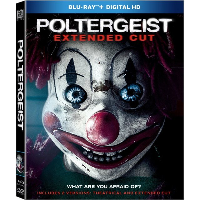 Poltergeist (Extended Cut) [Blu-ray+Digital HD]