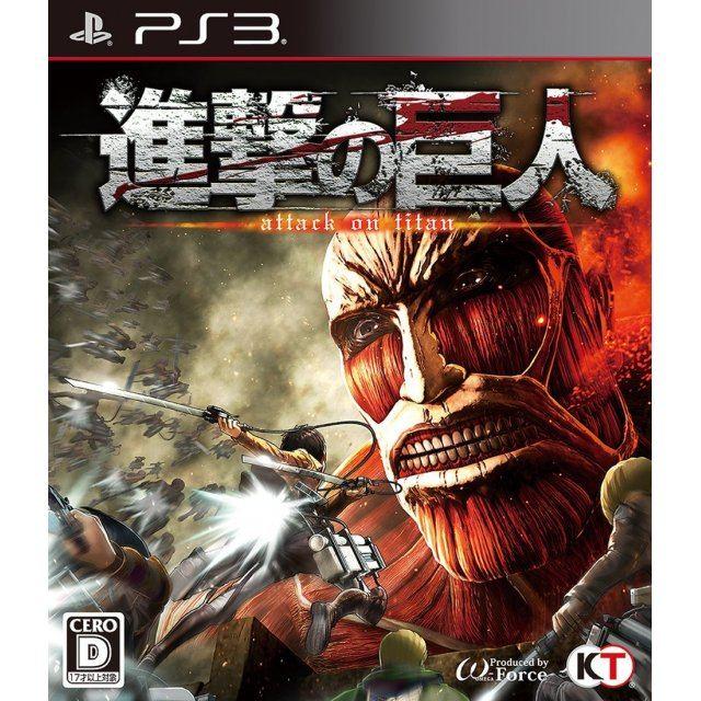 نتیجه تصویری برای دانلود بازی Shingeki no Kyojin Attack on Titan برای PS3