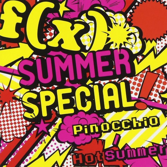 Summer Special Pinocchio / Hot Summer [CD+DVD]