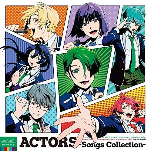 Actors - Songs Collection