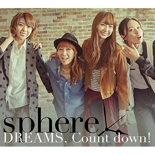 Dreams Count Down [CD+DVD Limited Edition Type B]