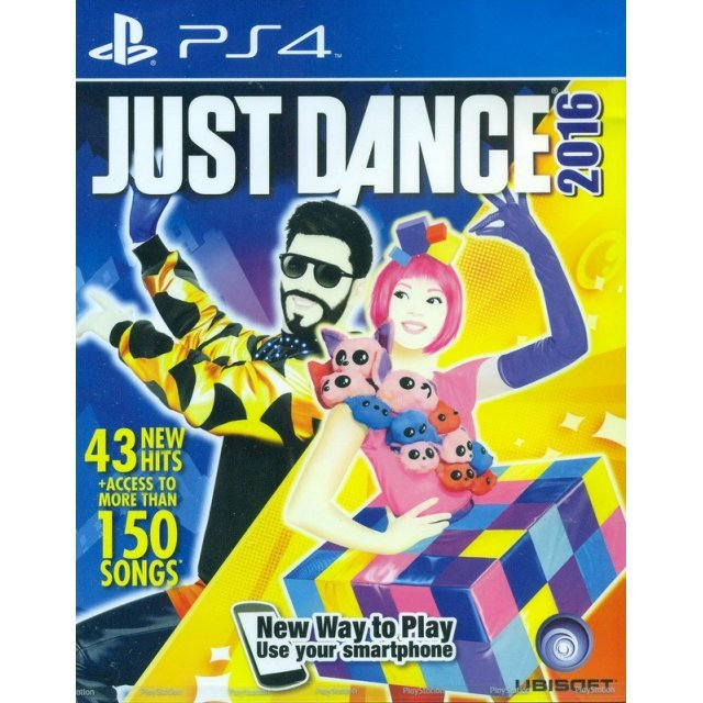 Just Dance 2016 (English)