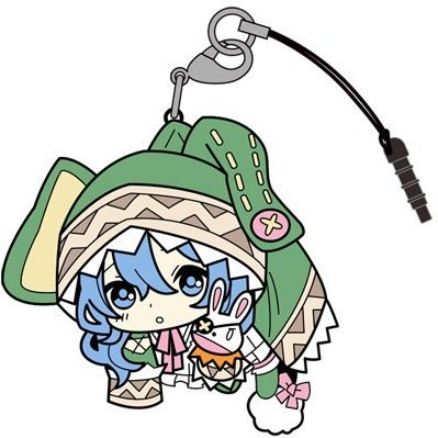 Date A Live II Tsumamare Strap: Yoshino (Re-run)